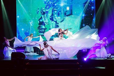 возрождение шоу-балет Анфея