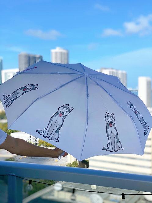 Husky Umbrella