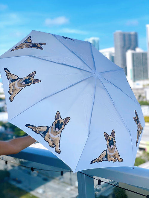German Shepherd Umbrella