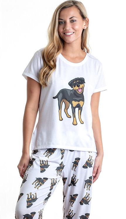Rottweiler w/pants