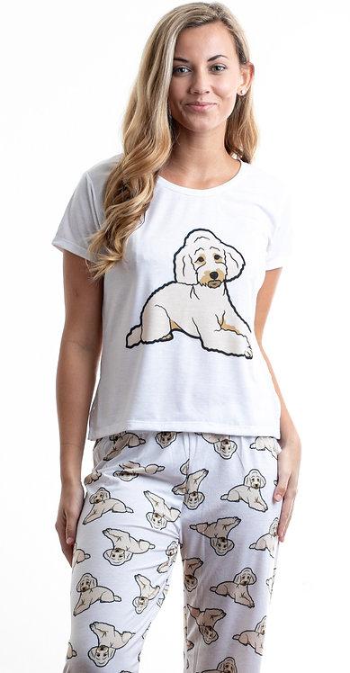 Doodle/Poodle w/pants