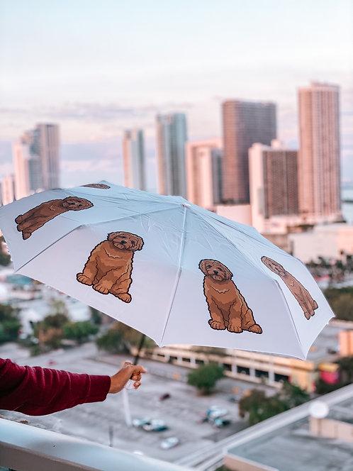 Doodle umbrella
