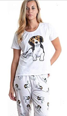 Beagle w/ pants