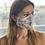 Thumbnail: Doodle beige dog face mask