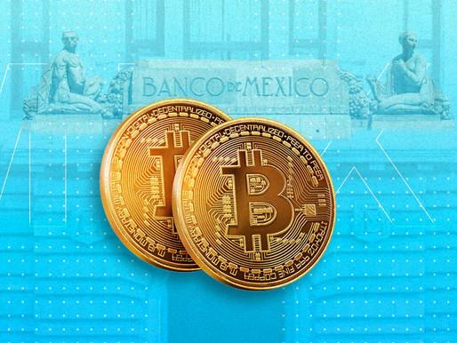 México advierte contra el uso de criptomonedas después de propuesta de Salinas Pliego
