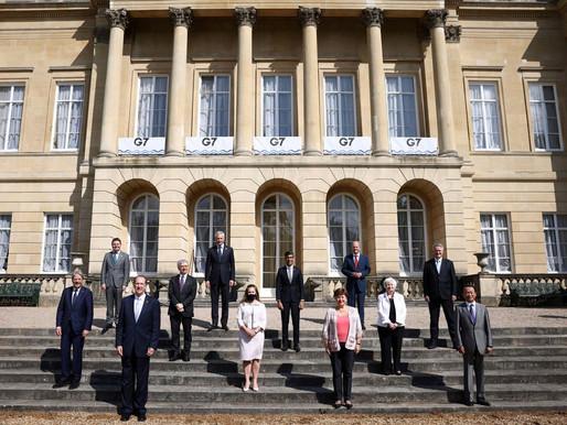 Estados Unidos obtiene respaldo internacional para el impuesto mínimo global