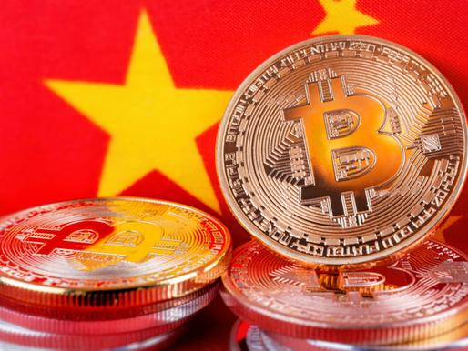 China declara ilegales las transacciones con criptomonedas; el precio de Bitcoin cae