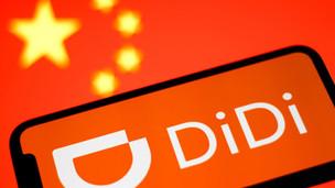 China consideran una multa sin precedentes para Didi después de la OPI de Estados Unidos