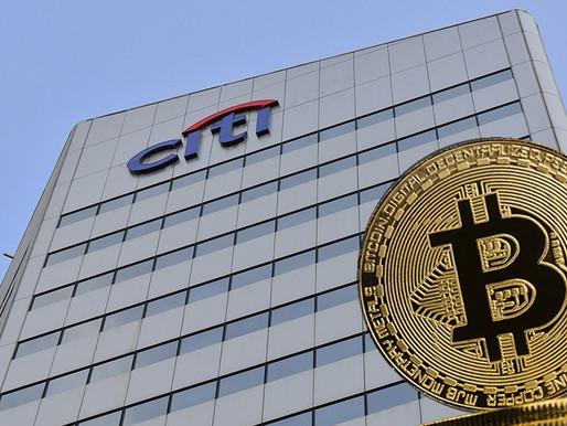 Citigroup lanza unidad de activos digitales