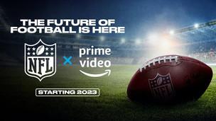 Amazon obtendrá derechos exclusivos de la NFL un año antes de lo esperado