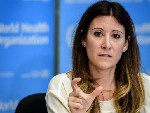"""OMS dice que la pandemia está creciendo """"exponencialmente"""" a más de 4.4 millones de casos por semana"""