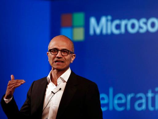 Microsoft compra Nuance Communications en un acuerdo de $ 16 mil millones de dólares
