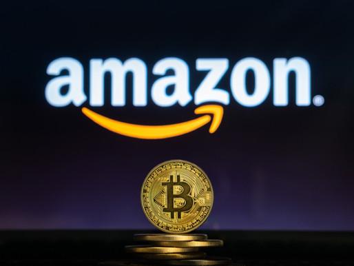 Bitcoin surge a cerca de $40,000 dólares tras planes de contratación Crypto de Amazon
