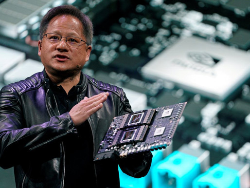 Nvidia planea un nuevo chip para competir con Intel en el mercado de centros de datos