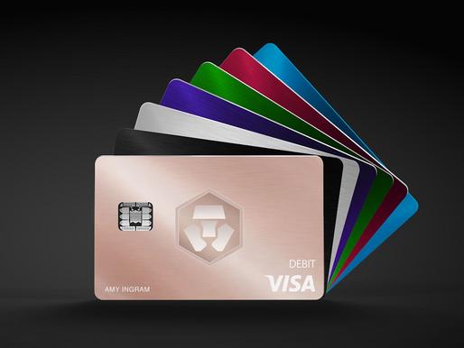 Visa dice que uso de tarjetas con criptomonedas supera $1 mmdd en la primera mitad de 2021