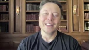 Elon Musk, dice que él personalmente y su empresa SpaceX son tenedores de Bitcoin