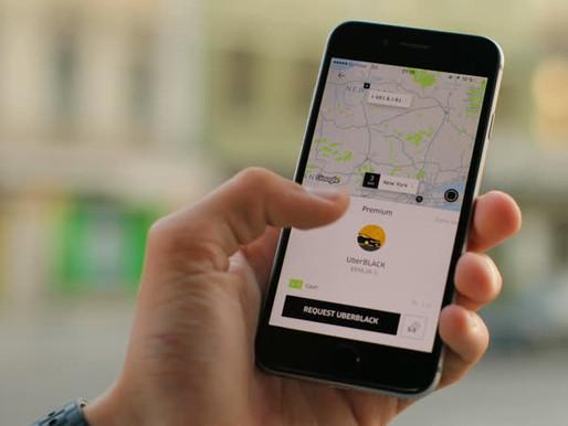Uber registra una demanda récord para marzo
