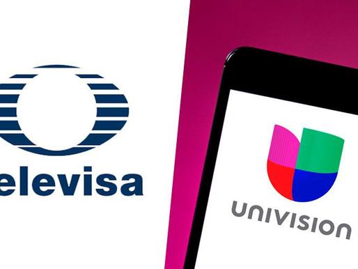 Televisa fusionará su negocio de contenidos con Univision