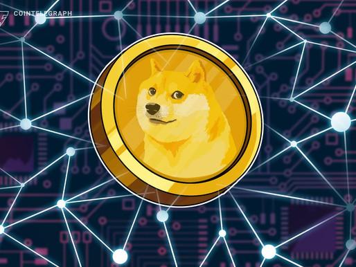 Dogecoin aumenta un 300% en una semana, avivando los temores de una burbuja de criptomonedas