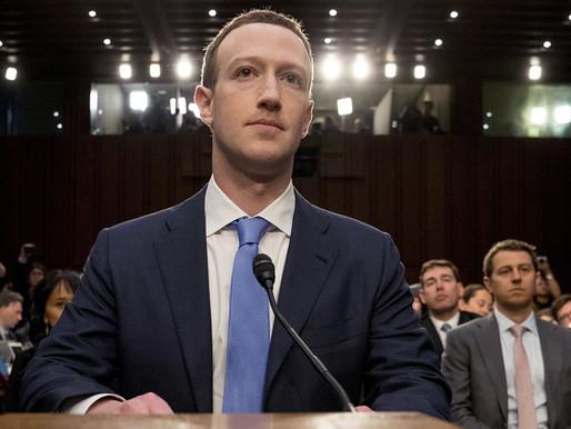 Zuckerberg culpa a Trump, no a Facebook, por el ataque al Capitolio