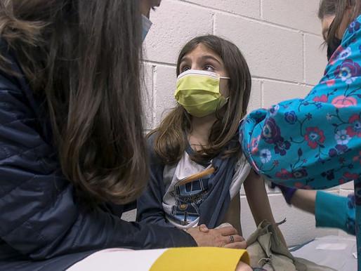 Vacuna Covid Pfizer-BioNTech es 100% efectiva en niños de 12 a 15 años - Pfizer