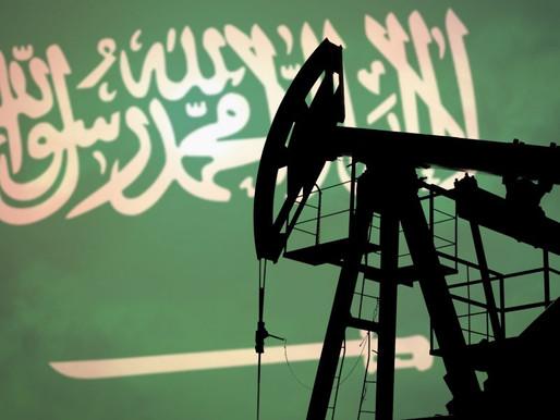 El petróleo se desliza después de los ataques a las instalaciones petroleras de Arabia Saudita