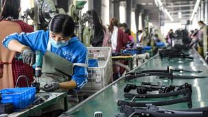 La economía de China creció más del 18% en el primer trimestre