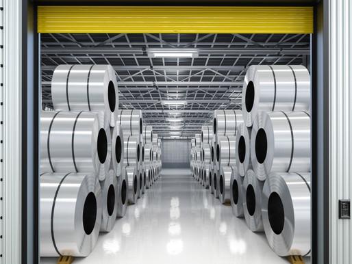 El acero verde se convierte en un producto básico para los grandes fabricantes de automóviles