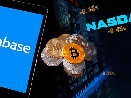 Coinbase obtiene precio de referencia de 250 dólares por acción de Nasdaq antes de salir al público
