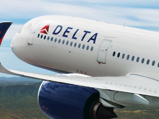 Delta reporta la primera utilidad desde que comenzó la pandemia