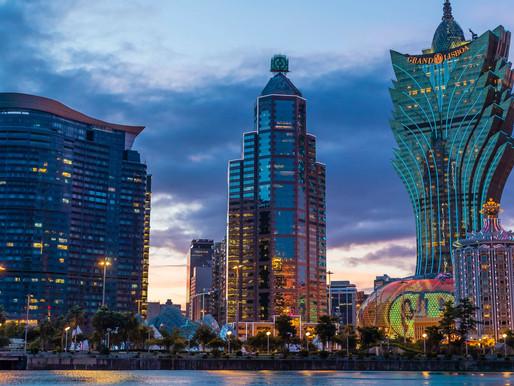 Los casinos de Macao reciben golpe de $18 mmdd a medida que China busca más control