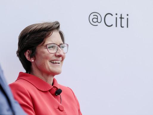 Citi supera las estimaciones mientras la recuperación económica impulsa la liberación de reservas