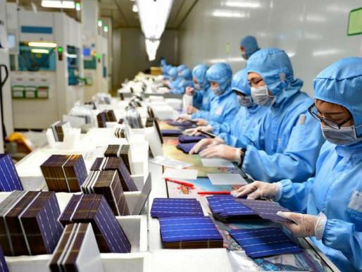 China establece un objetivo de crecimiento económico del 6%, apunta a ser más autosuficiente