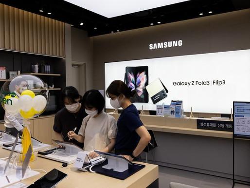 Samsung espera un aumento del 28% en las utilidades operativas