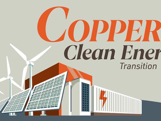 El caso para invertir en cobre, el metal de referencia para proyectos de energía renovable