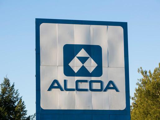 Las ventas de Alcoa aumentan un 31% debido a los fuertes precios del aluminio