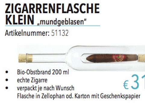 Zigarrenflasche klein