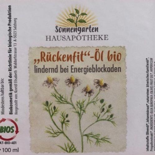 Rückenfit-Öl bio (100 ml)