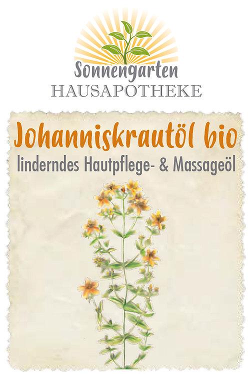 Johanniskraut-Öl bio (100 ml)