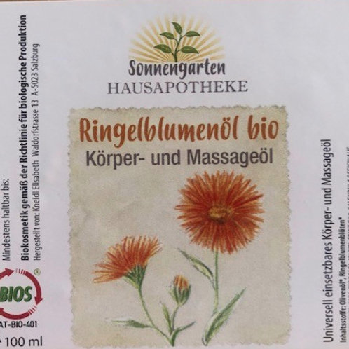 Ringelblumenöl bio (100 ml)