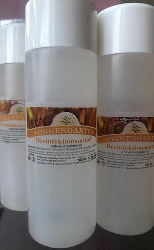 DESINFEKTIONSMITTEL (200 ml)