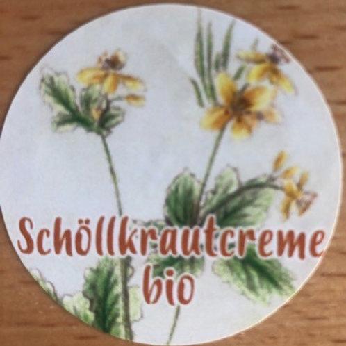 Schöllkraut-Creme bio (50 ml)