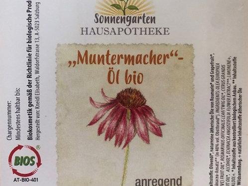Muntermacher-Öl bio (100 ml)
