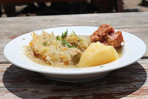 Sauerkraut bio 1 kg
