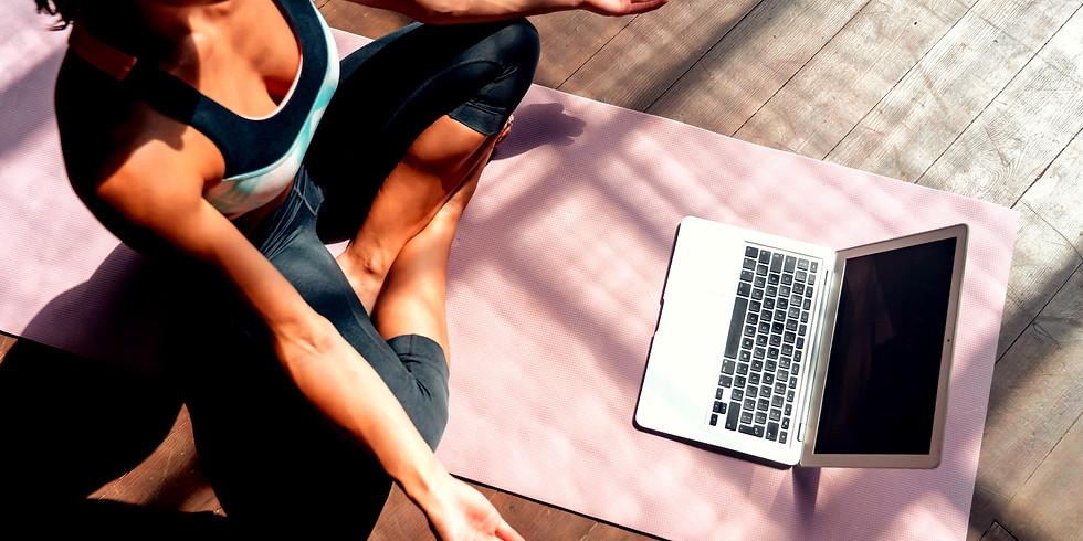 Online Live Pilates