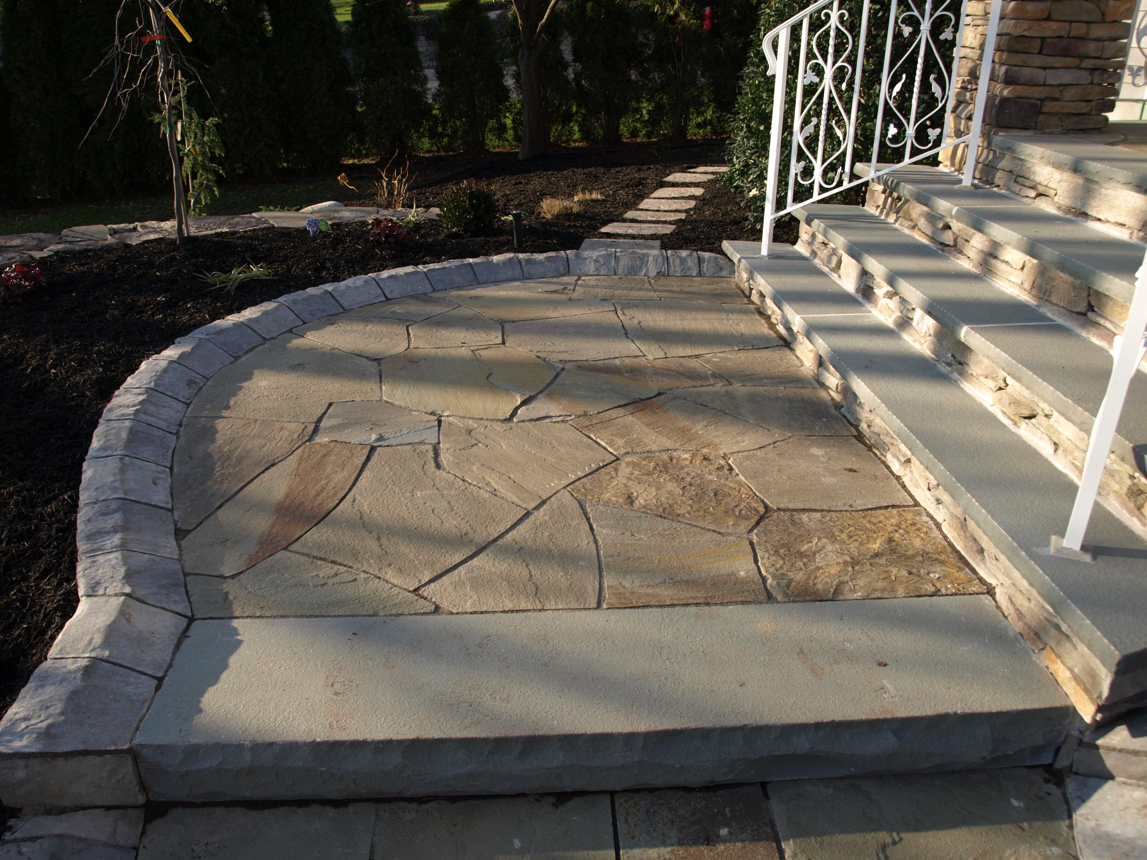 Unique Stone Work