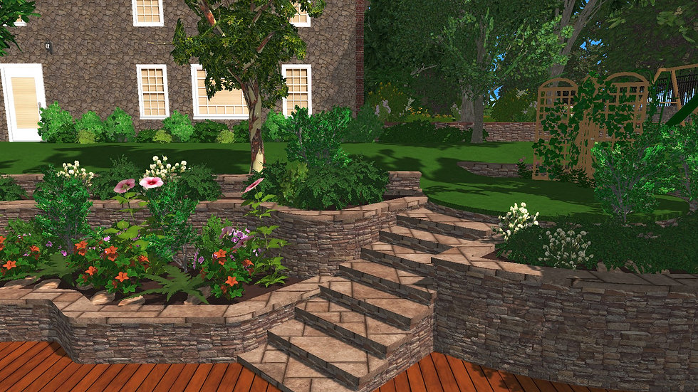Complete Landscape Design Proposal