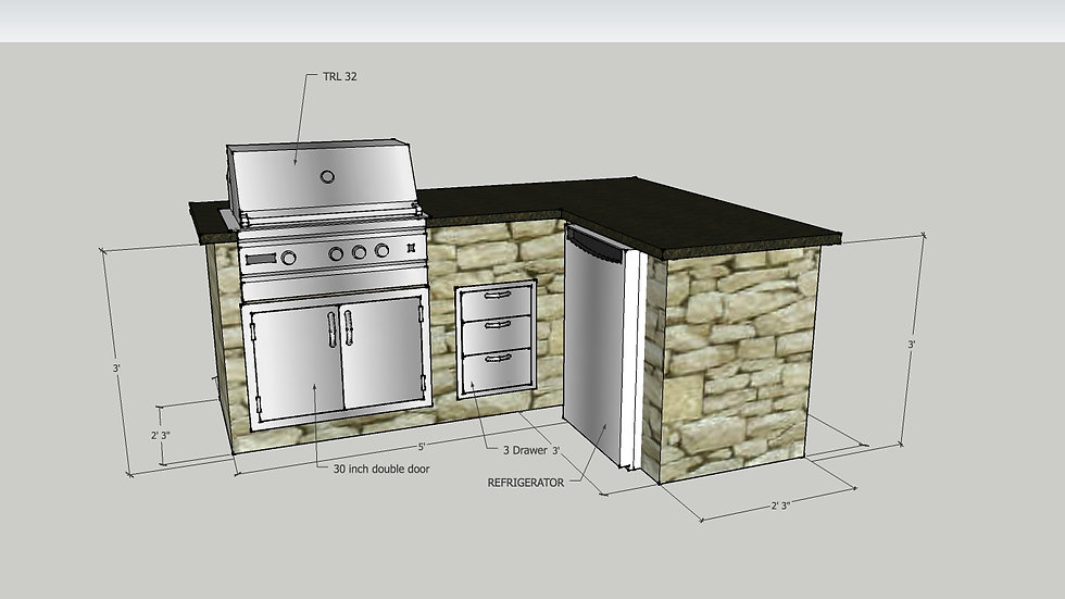 BBQ Rendering and Consultation