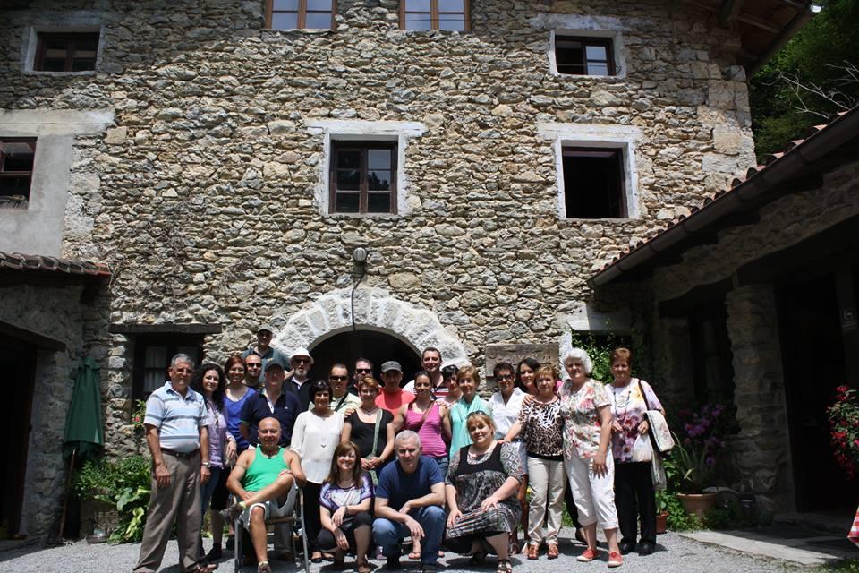 Excursión Donostia 2014.