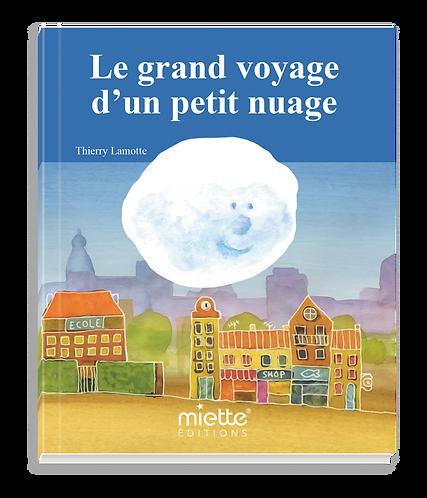 Le grand voyage d'un petit nuage